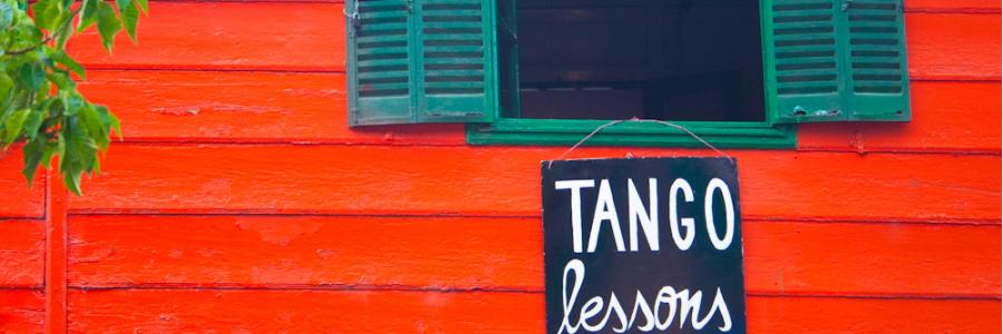 Cours Particuliers de Tango Argentin